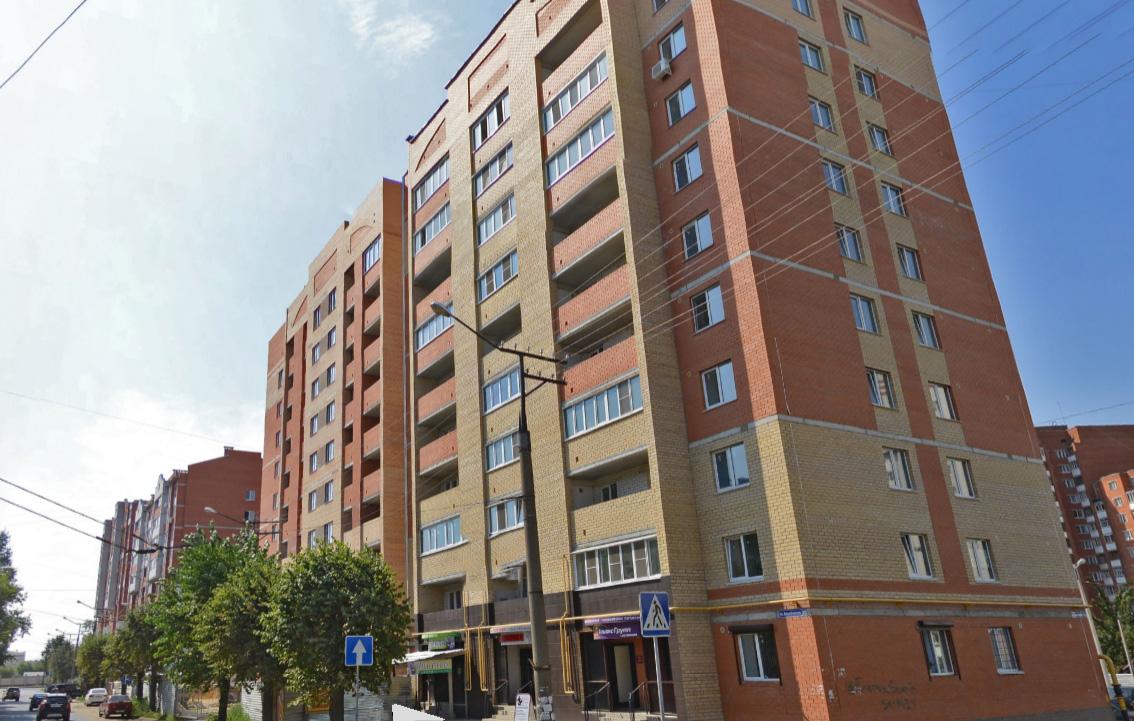 Просторная двухкомнатная квартира улучшенной планировки в Йошкар-Оле, ул. Анциферова 40