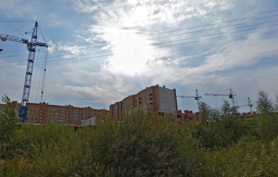 Просторная двухкомнатная квартира в новом микрорайоне Йошкар-Олы ул. Петрова 30