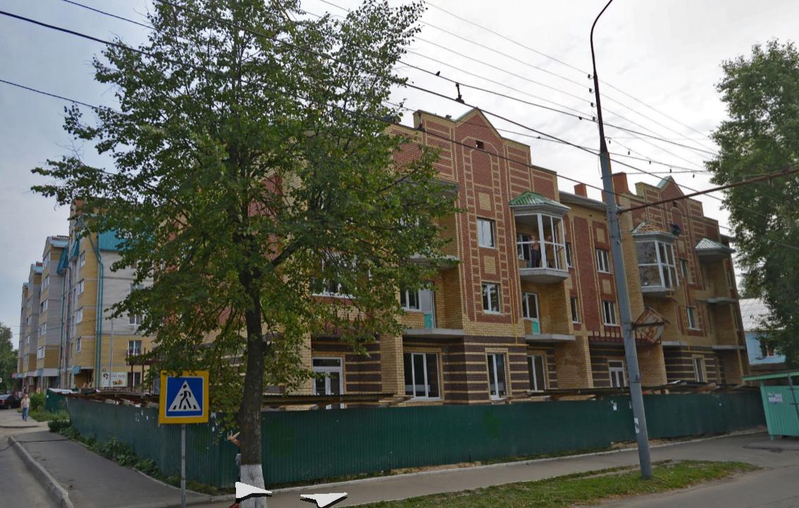 Однокомнатная квартира в самом центре пгт. Медведево по ул.Советской